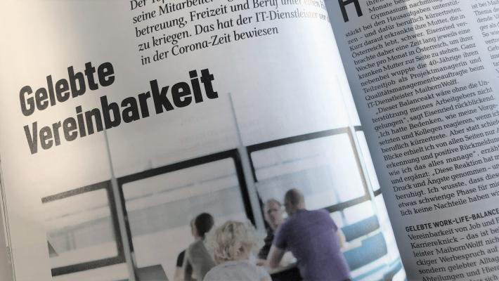 MaibornWolff in der Focus Business 2020