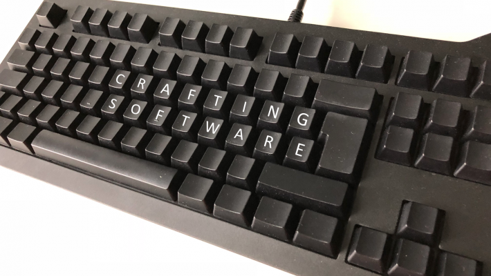 Crafting Software Tastatur